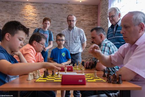 Grand Prix Spółdzielni Mieszkaniowej 2018, VI Turniej-112