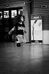 29116 - Rope (Diego Rosato) Tags: pugilato boxe boxing boxelatina bianconero blackwhite nikon d700 2470mm rawtherapee tamron rope corda salto jump criterium piccolo pugile little boxer