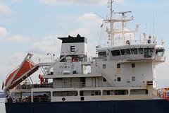 Gisela Essberger (das boot 160) Tags: giselaessberger tanker tankers ships sea ship river rivermersey port docks docking dock boats boat mersey merseyshipping maritime manchestershipcanal