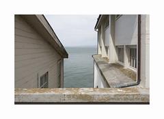Alcatraz (ha*voc) Tags: canon6d canon28mm28is urban urbanabstraction usa california sanfrancisco alcatraz empty silence