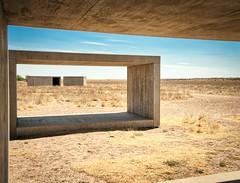 15 untitled works in concrete, 1980-1984, Marfa TX (sbmeaper1) Tags: hdr sony a7r2 marfa tx texas donald judd 15 concrete works chinati foundation art