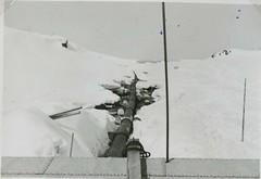 AiN.NA074.0337 (Arkiv i Nordland) Tags: norcem nordland portland cementfabrik 100 år jubileum kjøpsvik arkiv snø vinter