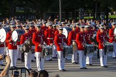 Marine Corps Sunset Parade 12 June 2018  (253) (smata2) Tags: washingtondc dc nationscapital usmc marinecorps military marinesunsetparade drumcorps