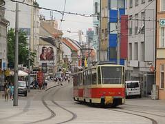 Tatra T6A5, #7902, DP Bratislava (transport131) Tags: tram tramwaj dp bratislava tatra t6a5