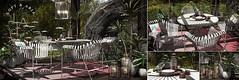 Loft & Aria Somerset (Yelo Uriza / Loft & Aria) Tags: outdoor pergola patio set wrought iron loft aria second life mesh c88 collabor88 virtualworlds virtuallife virtualglamour