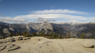 Wavefront over Half Dome