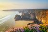 Bedruthan Haze (Rich Walker75) Tags: bedruthan steps newquay cornwall sea coast coastline beach beaches england seascape seaside seascapes coastal cliffs cliff canon efs1585mmisusm eos80d eos nationaltrust landscapes