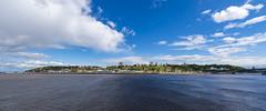 Nizhny Novgorod panorama / Панорама Нижнего (dmilokt) Tags: nizhnynovgorod нижнийновгород пейзаж вода река волга landscape water river volga ока oka dmilokt небо облако sky cloud
