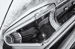 57 Mercury Voyager 2 Door Station Wagon (Burnt Umber) Tags: 57 mercury voyager 2 door station wagon florida south boca raton car show fathers day mizner park antique auto automobile rust derelict detroit american classic rpilla001