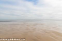 ICM Seascape (londonlass16 LRPS) Tags: england uk yorkshire nature sea ocean sky sand water beach 118picturesin2018 14118 openandairy danesdyke coastline northsea