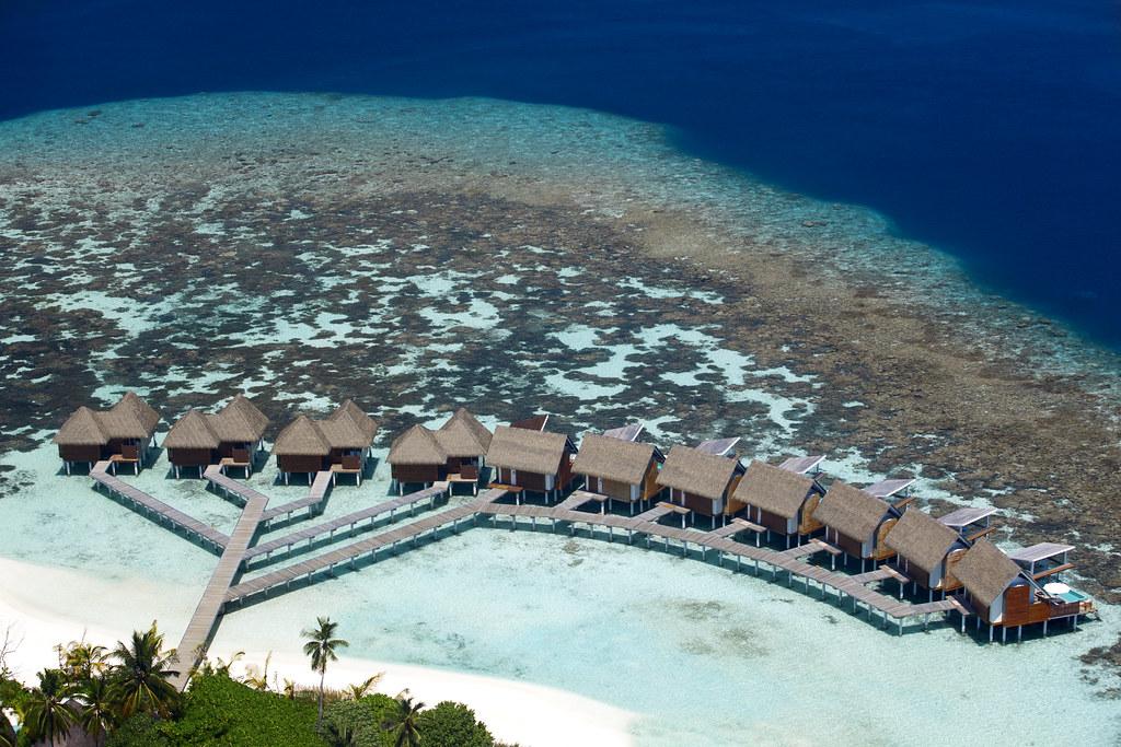 Ocean Villa - Aerial