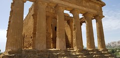 Memory of Italy 2018 (Let Ideas Compete) Tags: akraga valleyofthetemples agrigento greekruins temple greektemple valledeitempli history