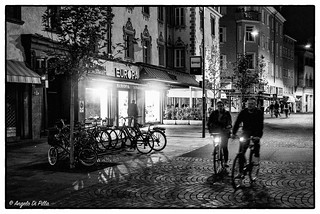 The city at night.....