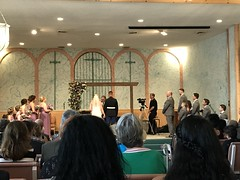 """Lauren and Bradley's Wedding Ceremony • <a style=""""font-size:0.8em;"""" href=""""http://www.flickr.com/photos/109120354@N07/42387421762/"""" target=""""_blank"""">View on Flickr</a>"""
