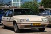 Citroën BX 19 TRI (Skylark92) Tags: nederland netherlands holland noordholland amsterdam noord north ndsm werf yard youngtimer event 2018 car road tree sky people citroën bx 19 tri xr10rd 1989 blanc cremant