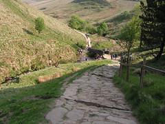 PICT0069 Jacob's Ladder, River Noe, Edale (Anand Leo) Tags: jacobsladder pennineway edale derbyshire peakdistrict rivernoe