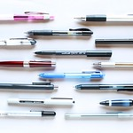 The best pens on a white table thumbnail