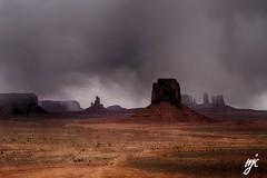 Storm a coming (Keylight1) Tags: az fujifilm keylight mjk monumentvalley xt2039