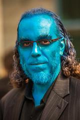 A Dose of Blue (Thomas Hawk) Tags: california comiccon comicconsiliconvalley conventioncenter cosplay costumeplay svcc svcc2016 sanjose sanjoseconventioncenter siliconvalleycomiccon fav10 fav25