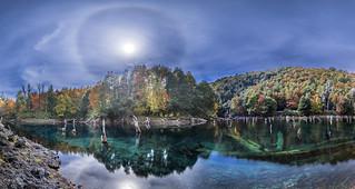 Conguillio Autumn Colors