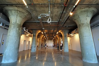 Automotive parts plant morphs into gallery for modern art - Lower Junction Triangle, Toronto ..