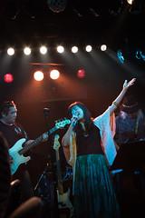 カルメンマキ&OZスペシャルセッション at Crawdaddy Club, Tokyo, 03 Jun 2018, #07 -00269