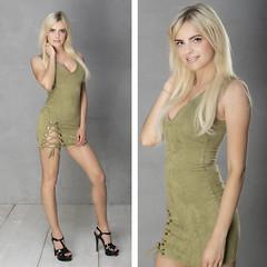 Elli (juergenberlin) Tags: fashion beauty woman sexy girl blond high heels