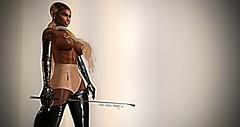 ready for punishment ? (XITA KIRA) Tags: latex bdsm second life catwa sl xita whip