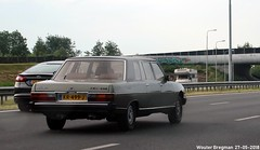 Peugeot 604 STI V6 limousine Heuliez 1982 (XBXG) Tags: kr499j 947ghp75 peugeot 604 sti v6 limousine heuliez 1982 peugeot604 stretched limo a2 nederland holland netherlands paysbas vintage old classic french car auto automobile voiture ancienne française vehicle outdoor