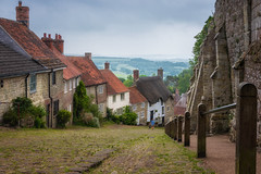 Gold Hill (Rich Walker75) Tags: dorset hill shaftesbury history historic street landscape landscapes landscapephotography landmark landmarks advert hovis canon efs1585mmisusm eos england westcountry eos80d