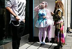 13/18 (Becky Frances) Tags: beckyfrances city candid colourstreetphotography canpubphoto documentary fashion girl london oxfordstreet pollyblue fujifilm fujixt10 streetphotography socialdocumentary urban uk 2018