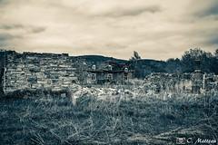 180523-01 En piteux état (clamato39) Tags: maisonabandonnée maison oldhouse house abandoned abandon old monochrome noiretblanc blackandwhite bw ancient ancestrale