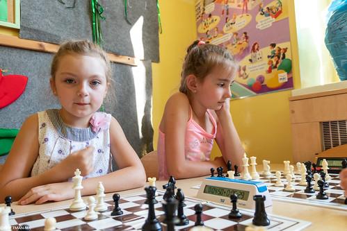 X Szachowe Mistrzostwa Przedszkola Miejskiego Nr 6-34