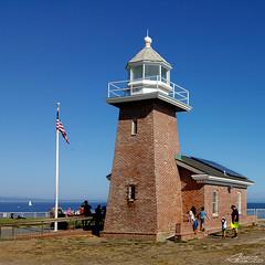 Santa Cruz - CA (alvarolsalmeida) Tags: praia mar california santacruz sky lighthouse surf surfing museum fav100