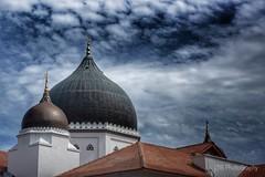Wishing all Muslim friends on Eid, friendship in the bond of love, mercy & forgiveness. A very blessed Eid ul-Fitr to all of you. (J316) Tags: j316 muslim islam eid eidmubarak hariraya masjid mosque minaret hdr penang malaysia georgetown masjidkapitankeling sony