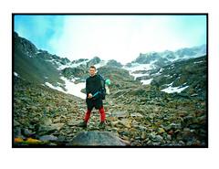 Temple Col backdrop (jasoux) Tags: mountain arthurspass newzealand nz tramping mountains templecol mingha minghariver hiking trekking climbing backpack nature outdoors wilderness scree snow alpine rock ridge valley col