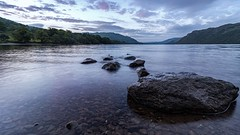 Ullswater, Lake District Sunset (alexcalver) Tags: wideangle efs1018mm uksummertime lakes sunset canon80d lakedistrict ullswater