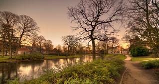 Kenaupark, Haarlem.