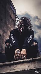 HALCÓN 7 (Hostile Gradenko) Tags: music metal band musician portraits portrait editorial cdmx mexico