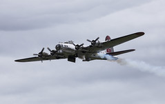 IMG_8353 (micro_lone_patriot) Tags: wwiiweekend reading pa spaatzfield airshow ww2weekend b17 boeing yankeelady 2018