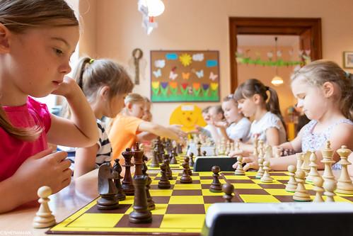 VIII Turniej Szachowy Przedszkolaków o Mistrzostwo Świdnicy-7