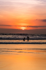 Summer Times (SemiXposed) Tags: beach waves golden outdoors summer sun clouds people bali indonesia asia couple