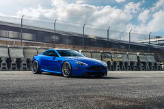 BC FORGED ASTON MARTIN VANTAGE 1 (Arlen Liverman) Tags: exotic maryland automotivephotographer automotivephotography aml amlphotographscom car vehicle sports sony a7 a7rii aston martin vantage washington dc