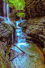 Flow 💦 (mangospoops) Tags: canyons hike river waterscapes landscapes watkinsglen stateparks newyork parks waterfalls