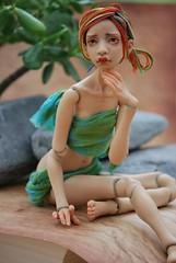 Nastya (stashraider) Tags: lidia snul bjtales resin ball jointed art doll nastya