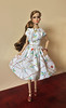 New Dress (jenniffervalverde) Tags: barbie poppyparker gosee doll dress lined diorama scale16