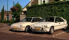 Citroën BX 19 TRI / 19 GTi (Skylark92) Tags: nederland netherlands holland utrecht lopik citroen bx 19 gti k6 1987 rk55nv blanc meije morettes 8v tri u9 xr10rd 1989 cremant