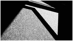 The floor is an interesting subject (frankdorgathen) Tags: alpha6000 sony1018mm monochrome blackandblack schwarzweiss schwarzweis büro office sonne sun schatten licht shadow light carpet teppich boden floor