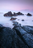 Asphalt (Sarah_Brooks) Tags: seascape sea rocks sky cornwall landscape longexposure le waterscape kennack sands lizard