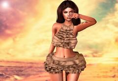 ◈№.467 - summer of 69? (αlιcα r. vαɴ нell) Tags: catwa maitreya runaway design pure poison fashion sl secondlife collabor88